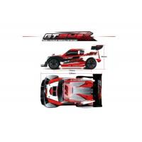 Carisma CA57968 GT24R 1/24TH 4WD Micro Rally RTR