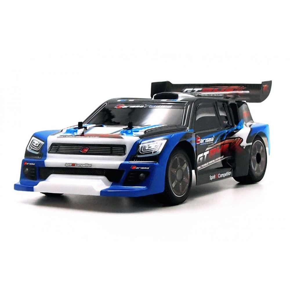 Carisma CA57968 GT24R 1/24TH 4WD Micro Rally RTR