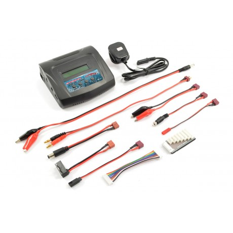 Etronix ET0202 PowerPal 3.0 AC/DC Performance Charger/Discharger