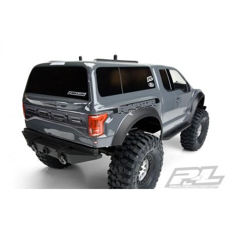 "Proline PL3509-00 2017 Ford Raptor Clear Body For 12.8"" WB TRX-4"