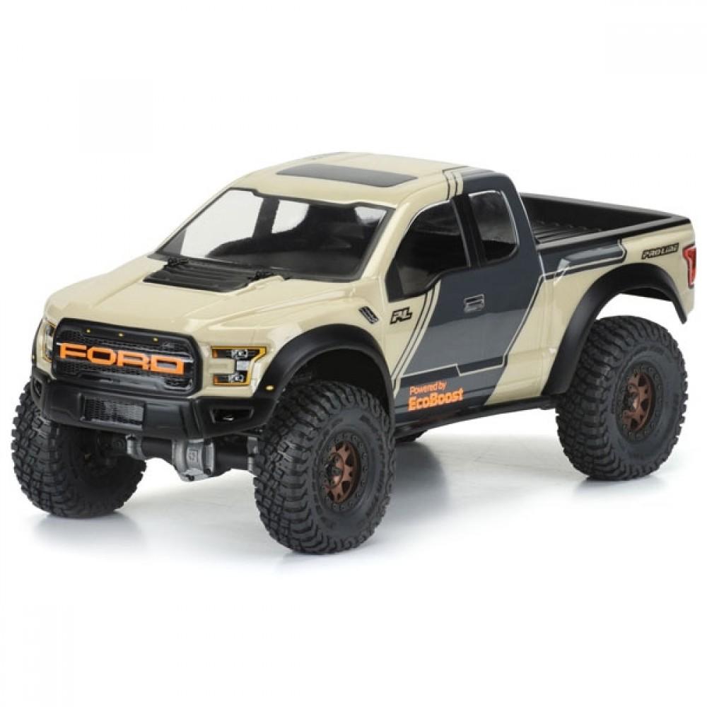 Proline PL3516-00 2017 Ford F150 Raptor Clear Body 313mm