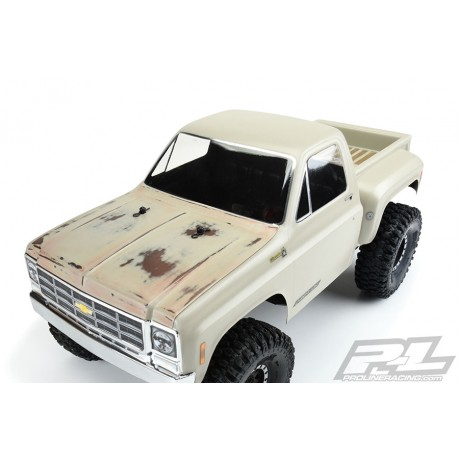 Proline PL3522-00 1978 Chevy K10 Cab & Bed Crawler Body 313mm WB