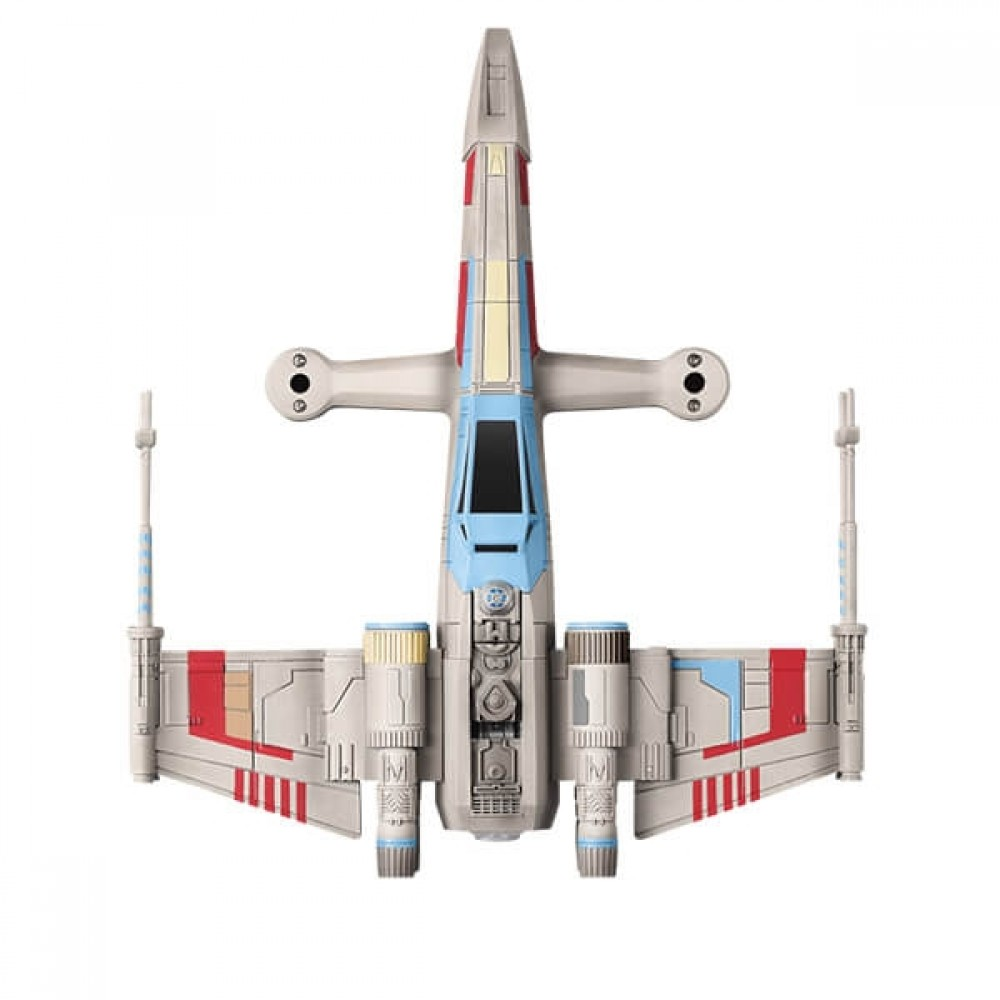 Propel SW-1977-CX Star Wars Collectors Edition X-Wing Star Fighter Battling Quad