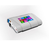HTRC HT100AC-DC HT100 AC/DC 100W 0.1-10A Colour Touch Screen Charger - White Case
