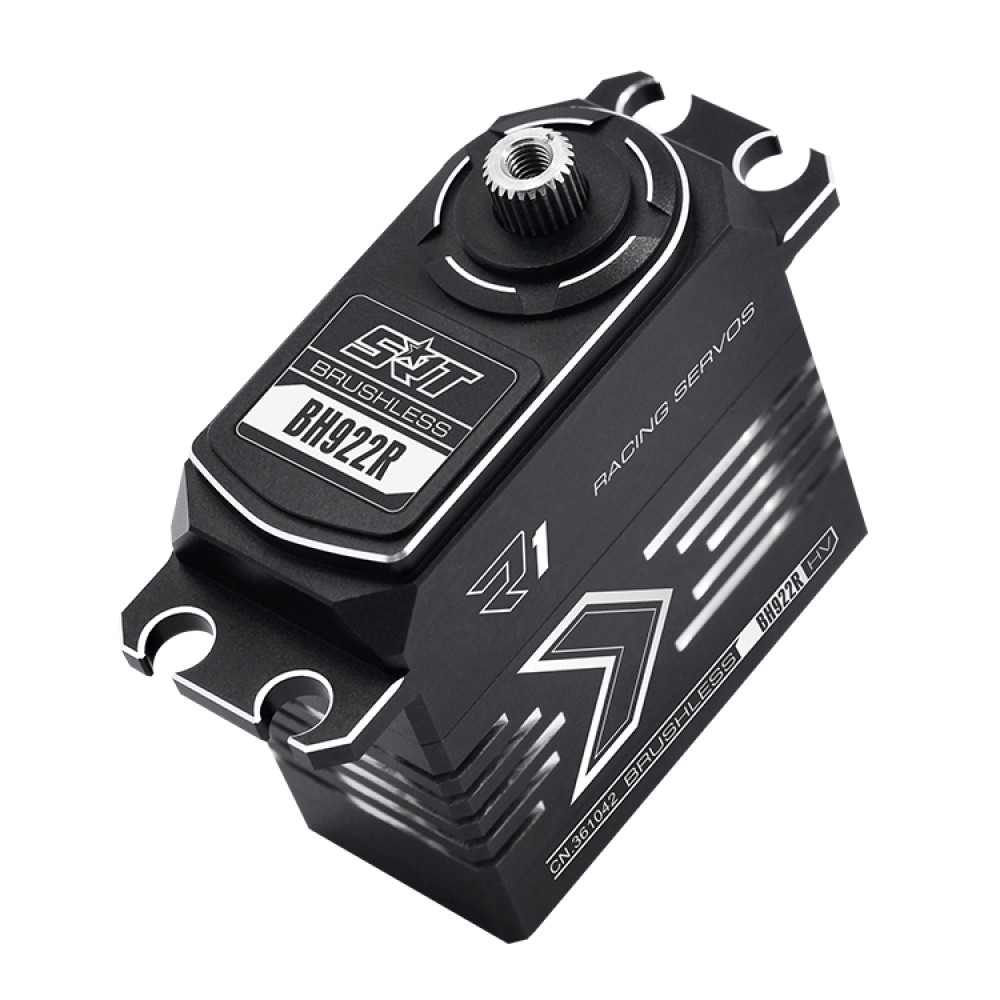SRT BH922R R1 HV Brushless Servo - 17kg/0.08 Sec @6v - Full Alloy Case