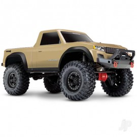 Traxxas TRX-4 Sport Truck SWB Tan TRX82024-4