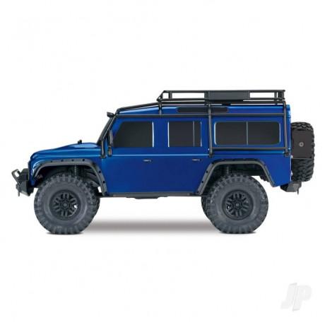 Traxxas TRX-4 Crawler Land Rover Defender 110 Blue TRX82056-4