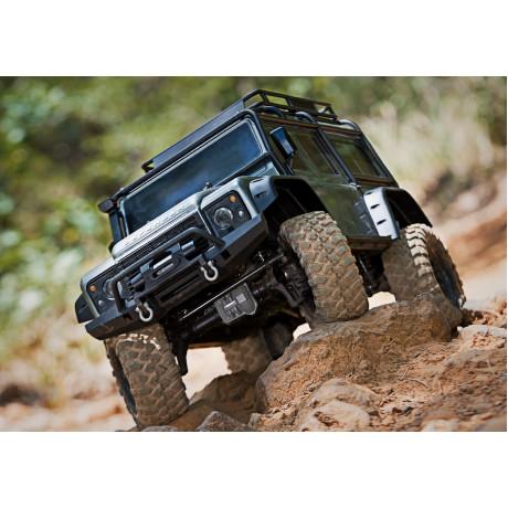 Traxxas TRX-4 Crawler Land Rover Defender 110 Silver/Grey TRX82056-4