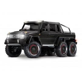 Traxxas TRX-6 6x6 Mercedes G63 Black TRX88096-4-BLK