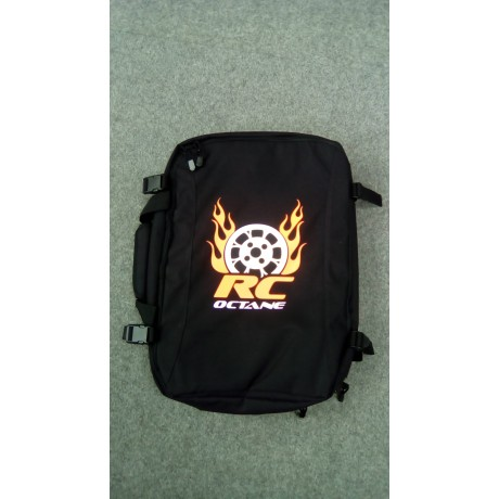 R C Octane Dual Car Carry Bag/Rucksack