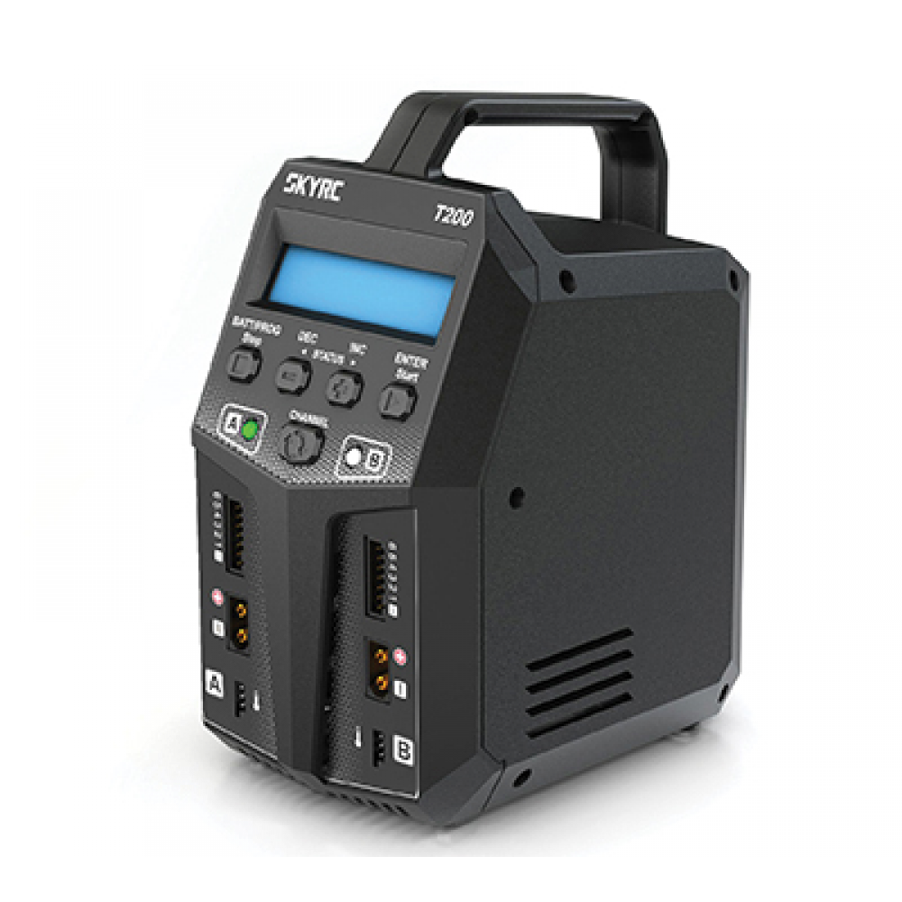 Sky RC SK-100155-04 T200 Charger AC/DC 12A