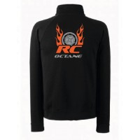 R C Octane Team Sweat Shirt Size 2XL