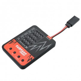 Surpass Scale Crawler Program Card For 60 Amp ESC