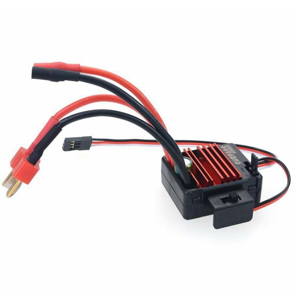 SP-054000-92 Surpass 16t 5-Slot Brushed Motor /& 60A ESC Rock Crawler Combo