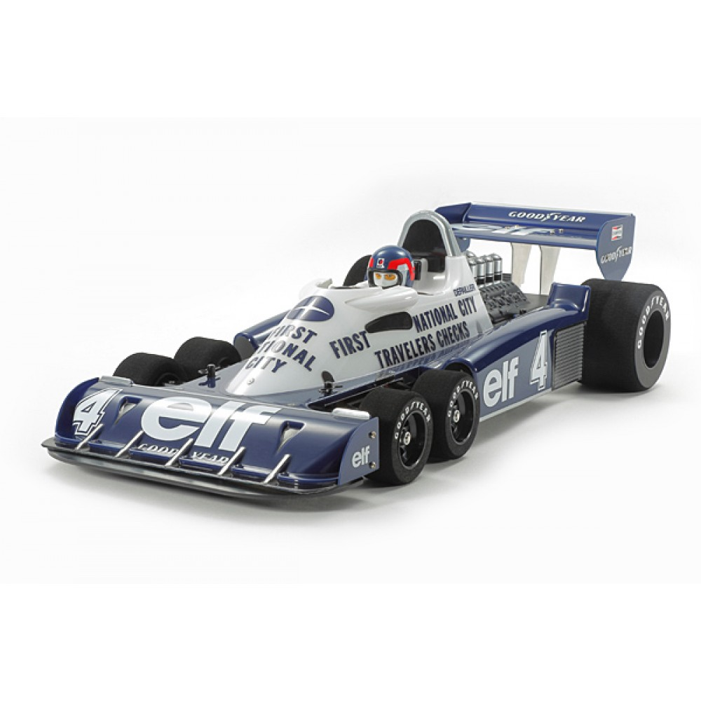 Tamiya XB Tyrrell P34 1977 Monaco GP #47428