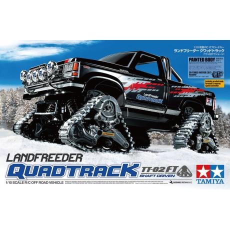 Tamiya Landfreeder Quadtrack TT-02FT #58690