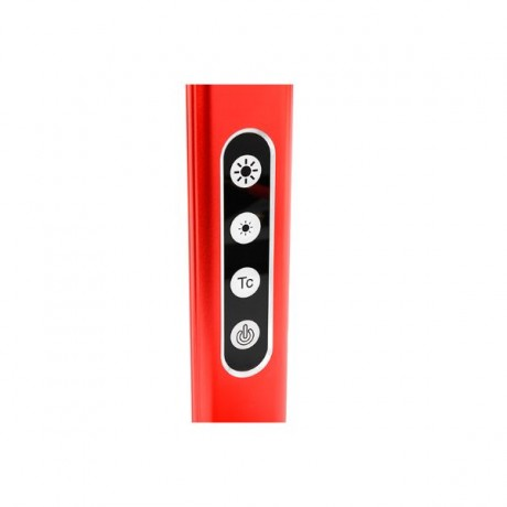 Corally C16310 LED Pit Folding Light - Red