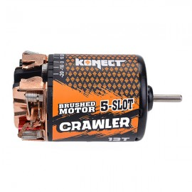 Konect 5 Slot Crawler Motor 16 Turn