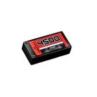 ABSIMA #4150001 Shorty Pack LiPo 7.4V-110C 4500 Hardcase (Tubes)