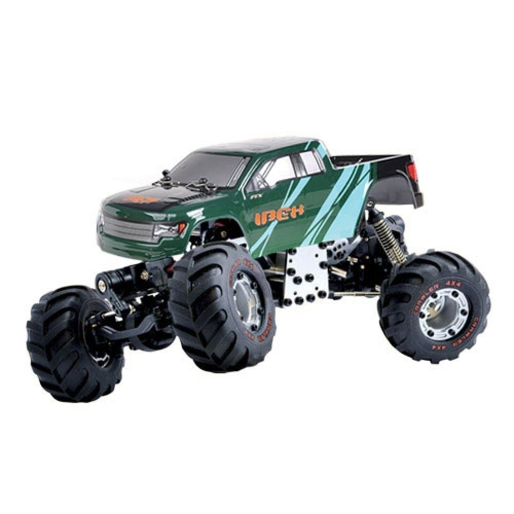 FTX Ibex 1/24 Mini Crawler RTR Green Black FTX5501GN