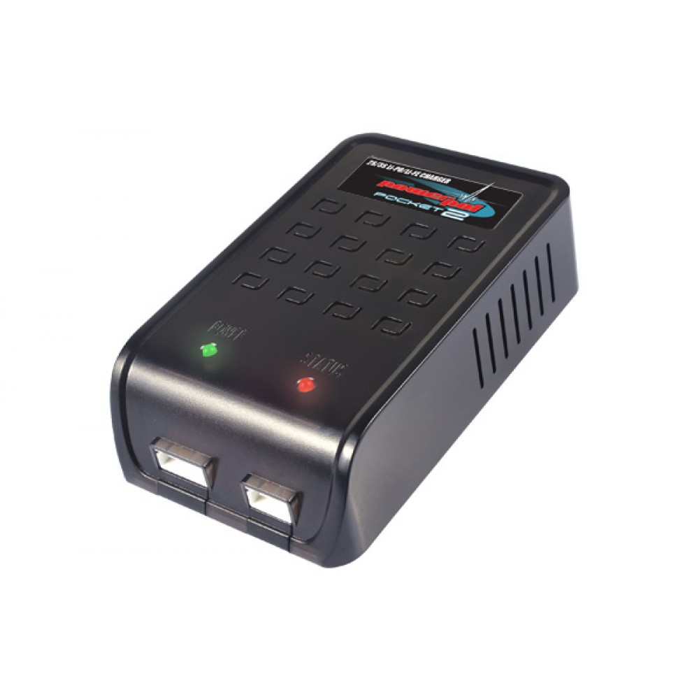 Etronix ET0223 Powerpal Pocket 2 Lipo Life Balance Charger
