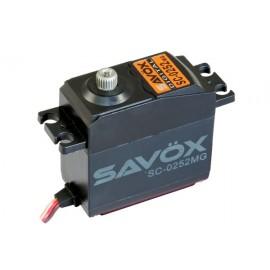 Savox SC0252MG Standard Size Digital Servo