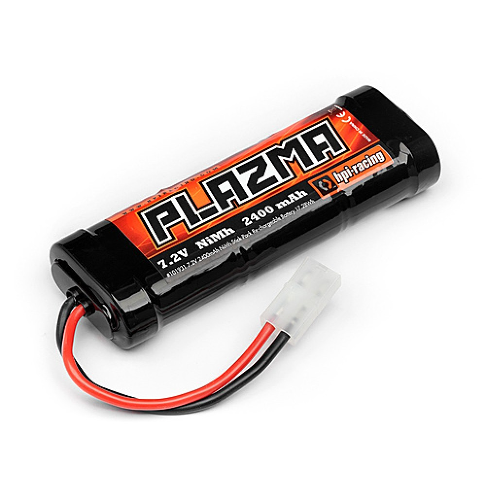 HPI 101931 PLAZMA 7.2V 2400MAH NIMH STICK PACK RE-CHARGEABLE BATTERY