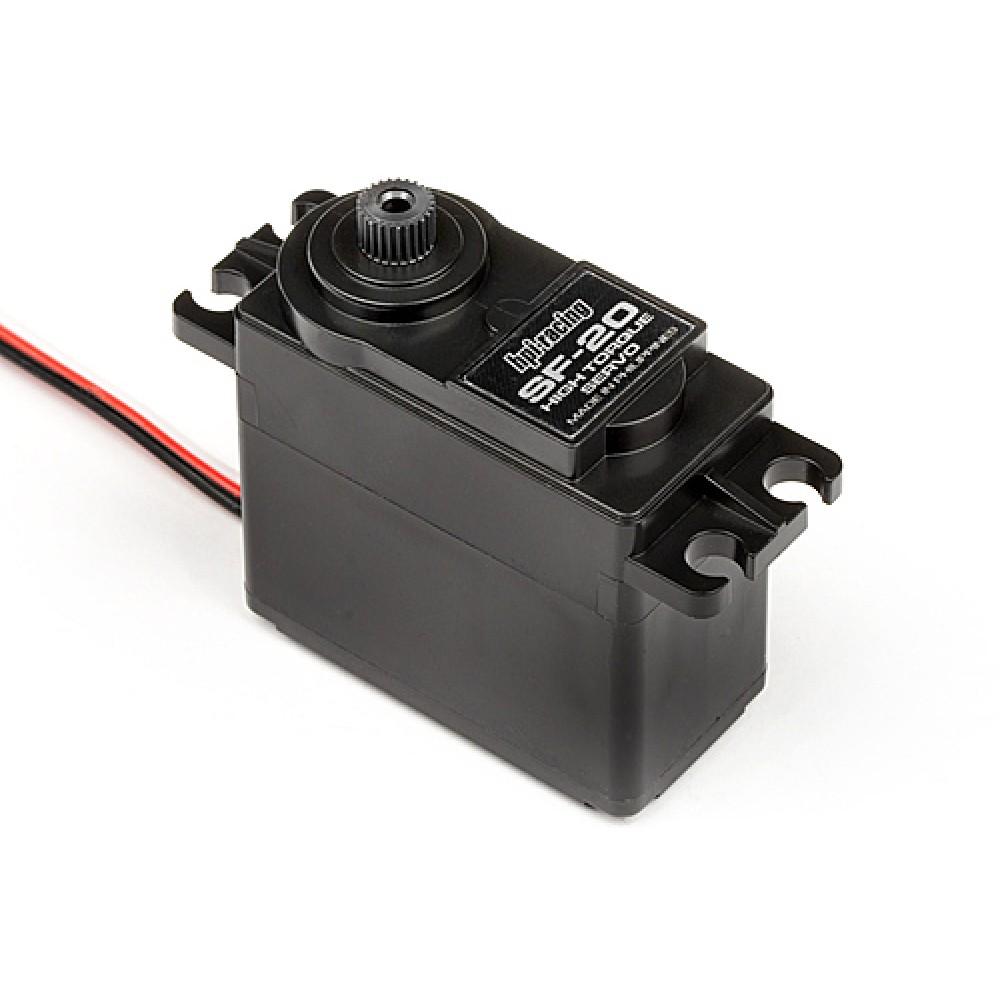 HPI 102491 SF-20 SERVO (HIGH TORQUE/6.6KG-CM 6.0V)