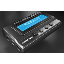 Hobbywing HW30502000014 XERUN-EZRUN-Multifunction LCD Program Box