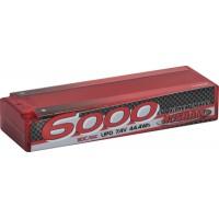 Nosram NR999508 - Lipo 6000 X-treme Race Hard Case 110C 55C - 7.4V