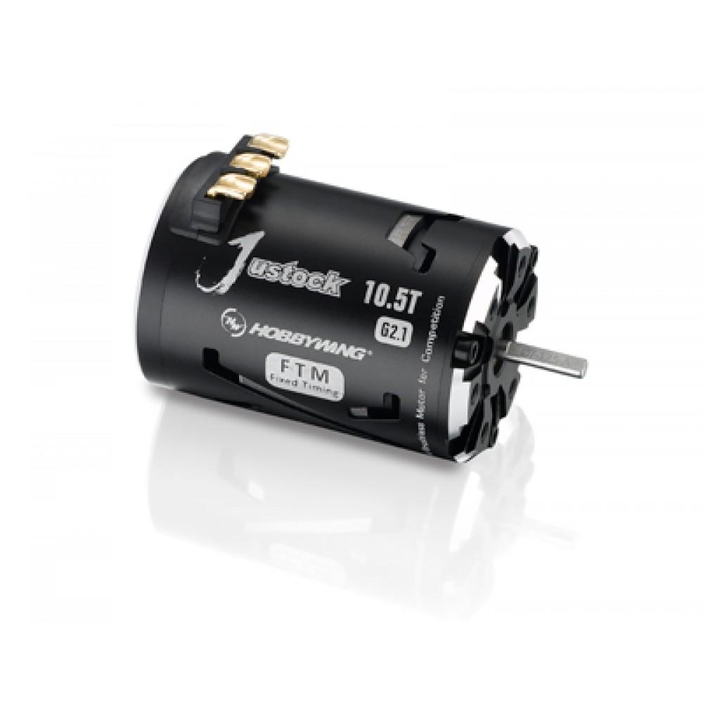 Hobbywing HW30408011 XERUN Justock G2.1 BL Motor 17.5T Fixed Timing