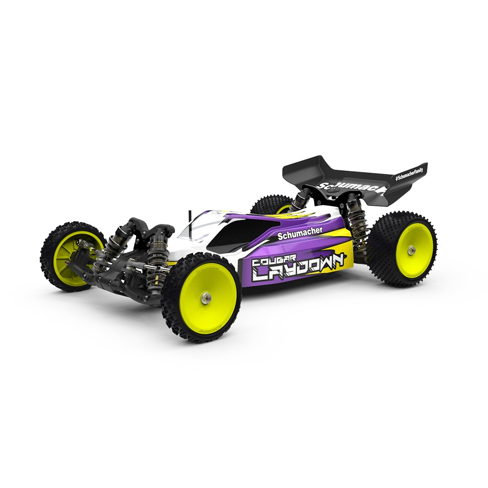 Schumacher K180 Cougar Laydown 1/10th Competition 2WD