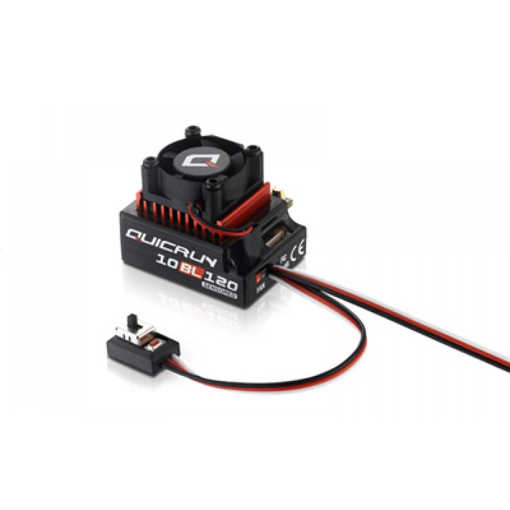 Hobbywing HW30125000 QUICRUN-10BL120-Sensored Brushless ESC