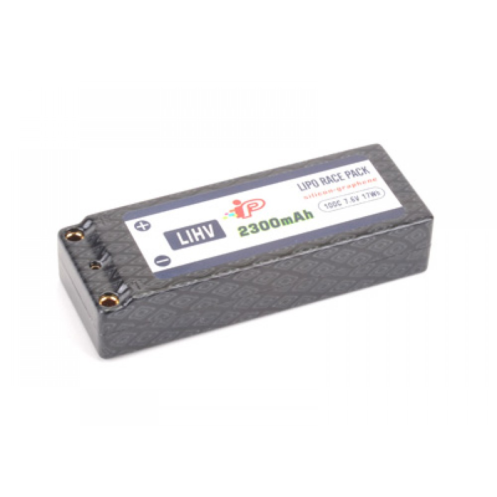 Intellect IP802978D7R6-2SLipo 2300mAh 100C-2S1P-HC8 hard