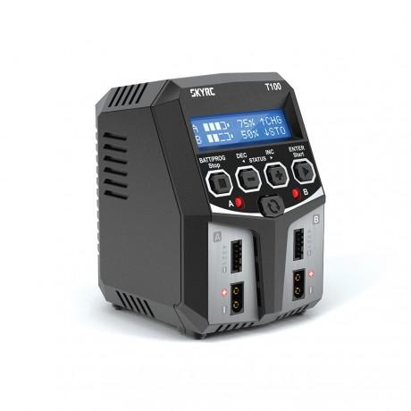 Sky RC SK-100162 T100 AC Dual Balance Charger