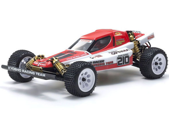 Kyosho Turbo Optima's Now In Stock
