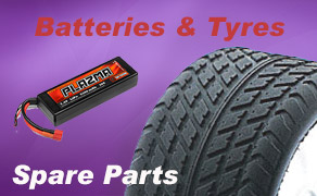 batteries and accessories for rc cars